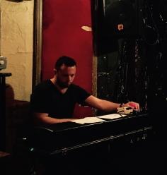 Jamie Reynolds at Barbes