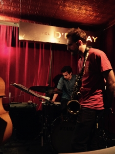 Eric Doob and Matt Marantz at Barbes